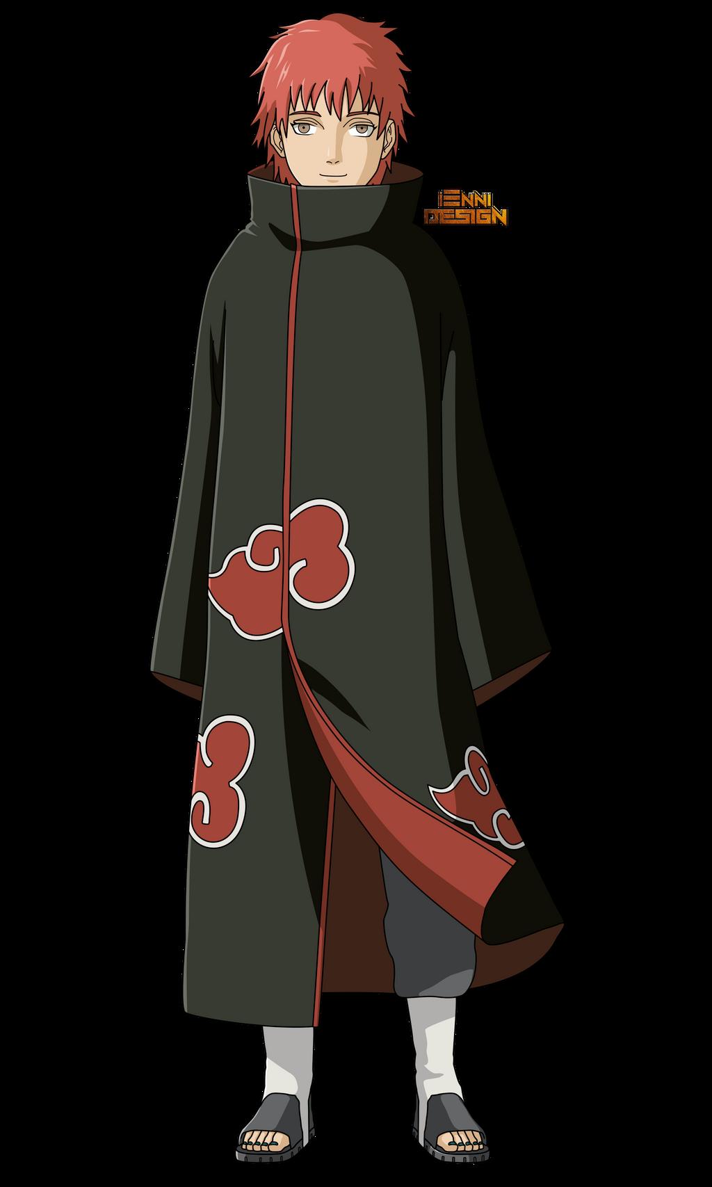 naruto shippudensasori akatsuki by iennidesign on