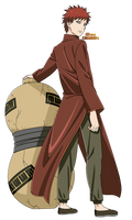 Chinese Clothing Gaara of the Sand