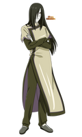 Chinese Clothing Orochimaru