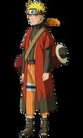 Naruto Shippuden Naruto Uzumaki (Sage Mode)