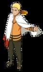 Naruto Storm 4: Road to Boruto| Naruto Uzumaki
