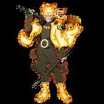 Naruto Shippuden|Naruto Uzumaki (Six Paths Mode)