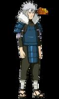 Naruto Shippuden Tobirama Senju (Second Hokage)