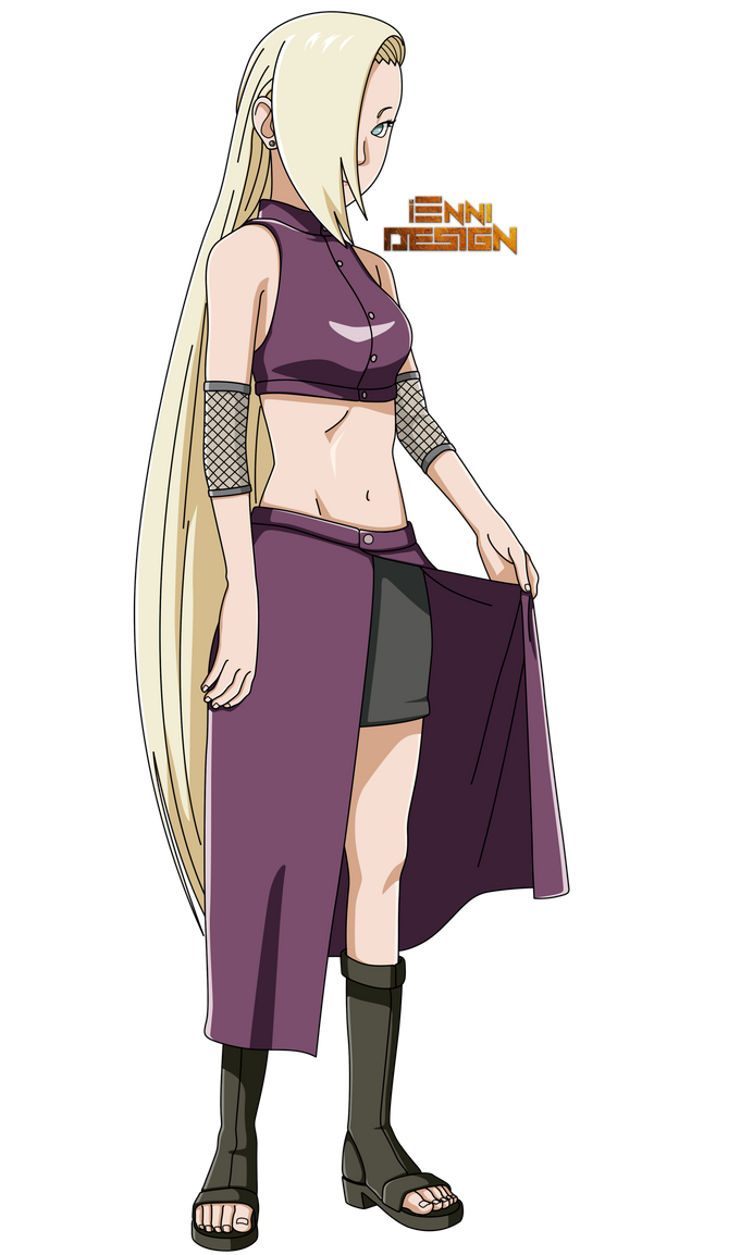 image Naruto cosplay ino yamanaka
