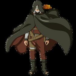 Boruto: Naruto Next Generation|Kashin Koji by iEnniDESIGN