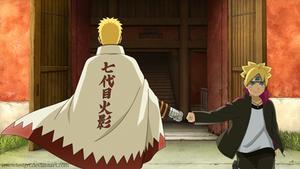 Boruto:Naruto Next Generation Different Paths