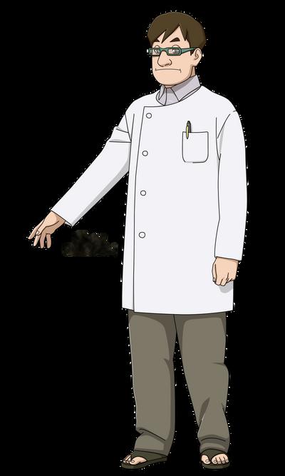 boruto naruto next generation katasuke tono by iennidesign on