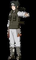 Naruto Shippuden|Sasuke Uchiha (Police Force)