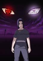 Commission|Itachi (Sasuke's Genjutsu)