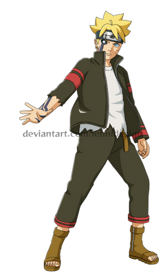 Boruto:Naruto Next Generation|Boruto (Adult)