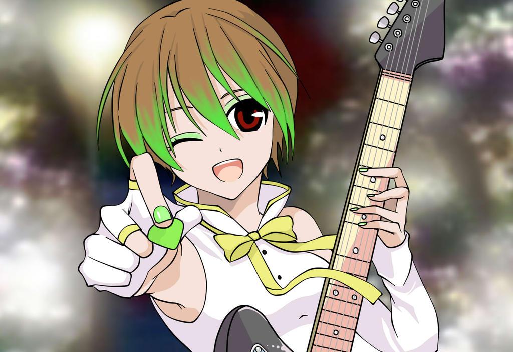 Rock it! by RubiNight