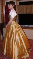 ca. 1870 Grand Parlour skirt