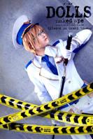 Usaki Toudou Tokkei Dolls by Silverx1307
