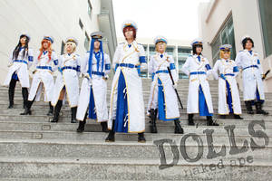 Dolls Tokkei 3 Brigade Nake Ape by Silverx1307
