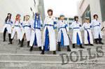Dolls Tokkei 3 Brigade Nake Ape