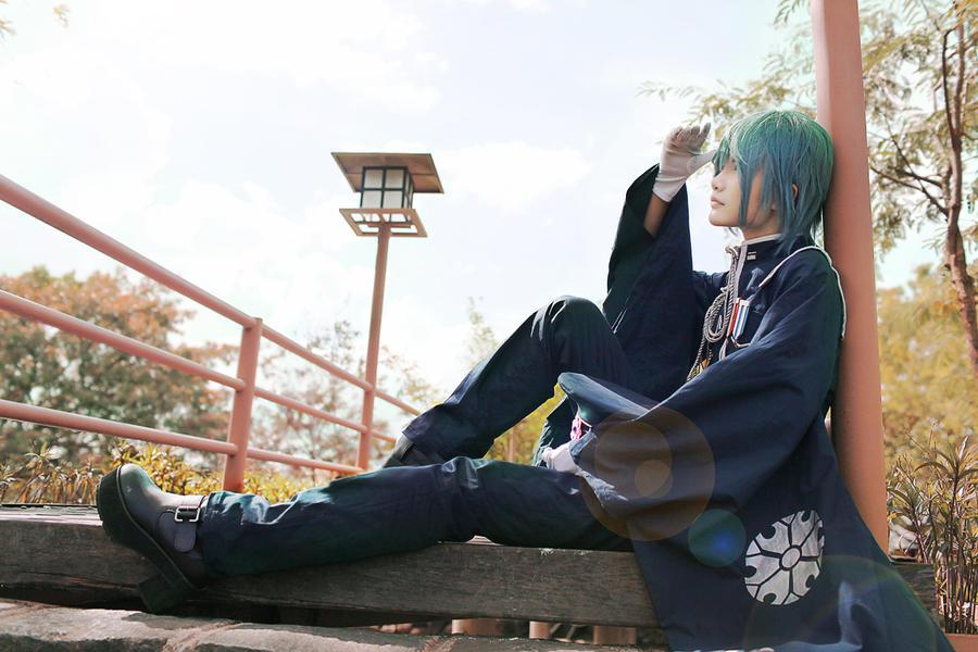 Kaito :Senbonzakura: by Silverx1307