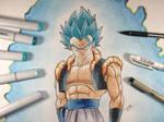 Gogeta Super Saiyan Blue