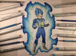 Vegeta Mastered Blue/Limit Breaker
