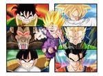 The Evolution of Gohan!