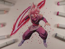 Goku Black Dragon Ball FighterZ
