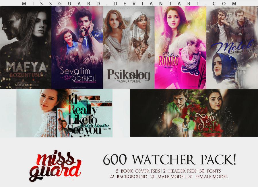 600 WATCHERS PACK