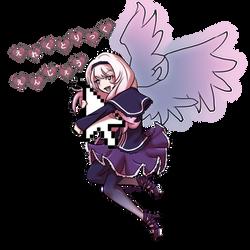 [Gahata Meiji]  Electric Angel by VikingScarecrow