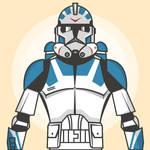 501st Jet Pack Trooper