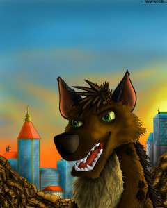 TheHyenaintown's Profile Picture