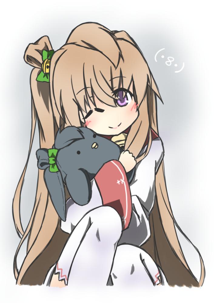 Character and Item #3 by tenkaminari