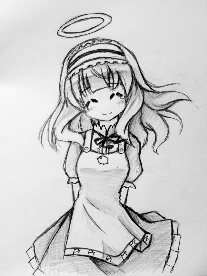 R.I.P. Piyo-chan by tenkaminari