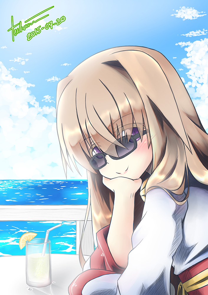 It's summer in Japan now by tenkaminari