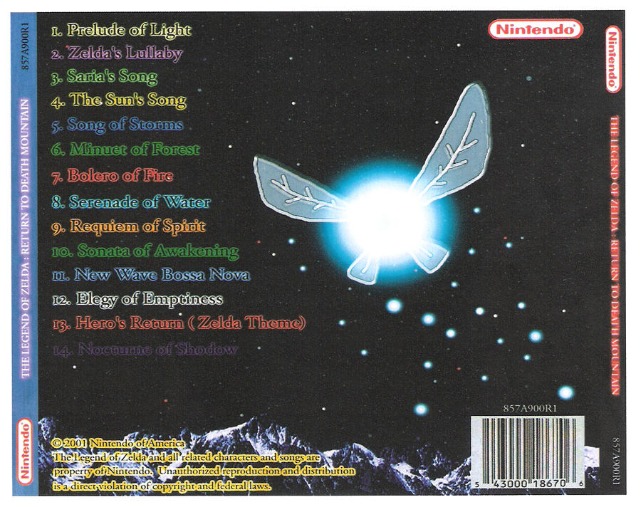 cd cover front and back