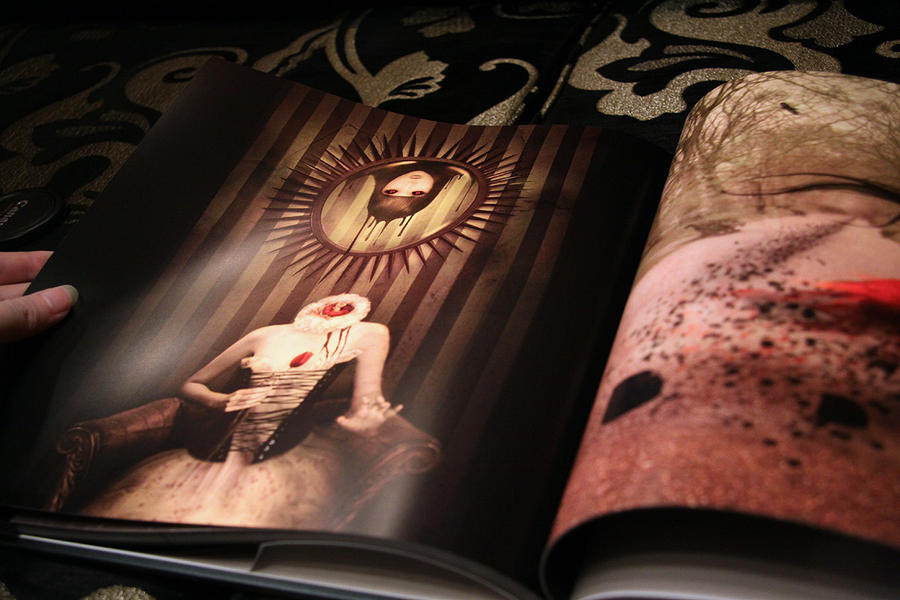 art book by NatalieShau