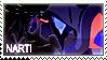 VOLTRON LD: NARTI STAMP - (F2U) by xXCheesePizzaXx
