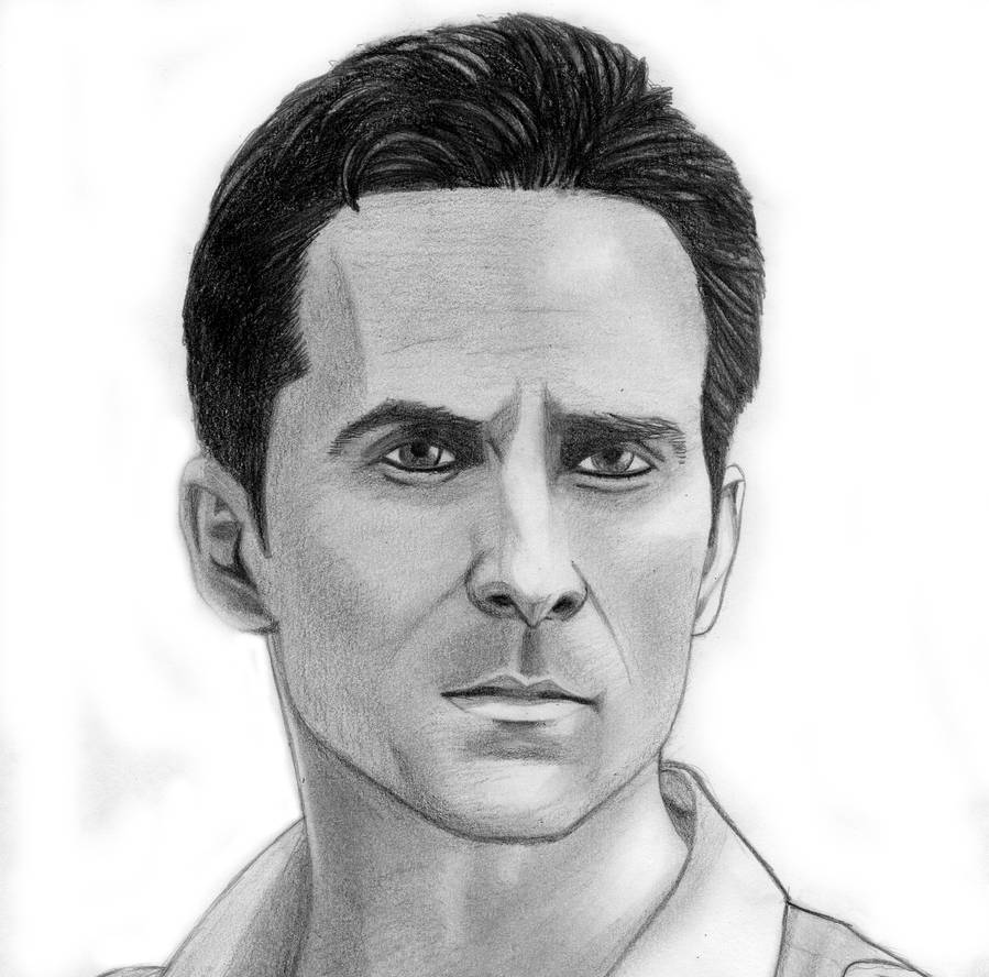 Richard Alpert Pencil's Draw