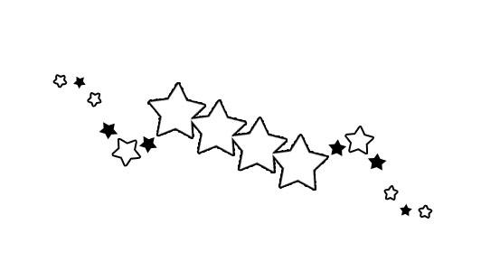 star trail by brrrittch gd on deviantart. Black Bedroom Furniture Sets. Home Design Ideas