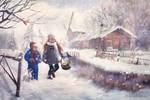 winter cheerfulness