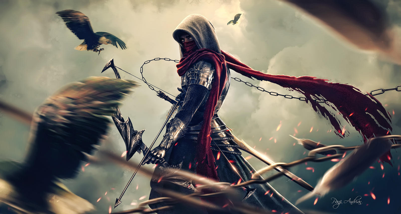 The Eagle Archery
