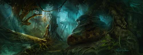 Guardians by panjoool