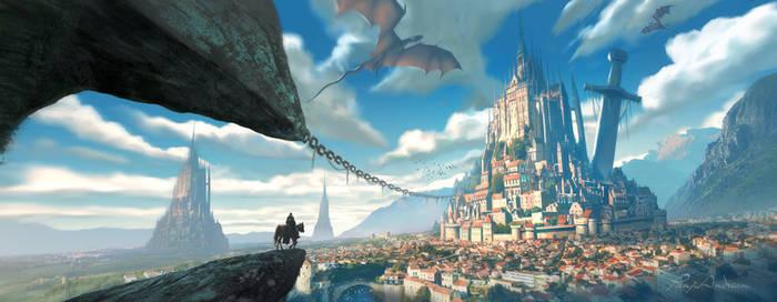 Excalibur_castle