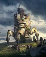 The Farmer by panjoool