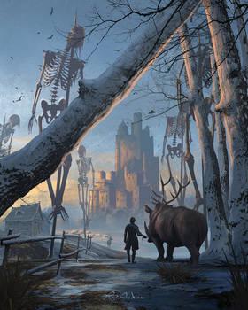 Giant slayer village