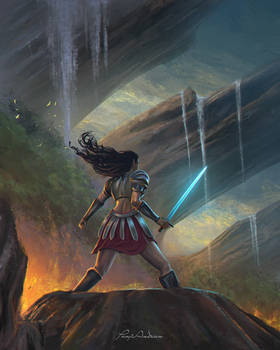 Excalibur feat Wonderwomen