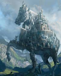 New Kingdom by panjoool