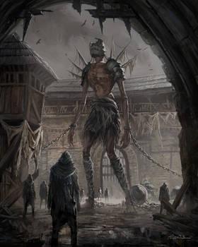 The Immortal Prisoner
