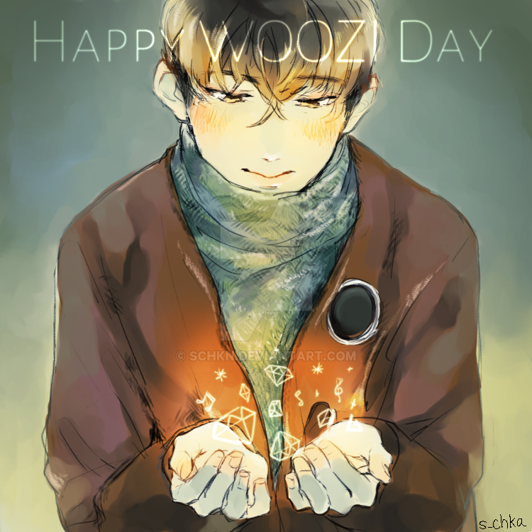 Happy WOOZI Day by schkn