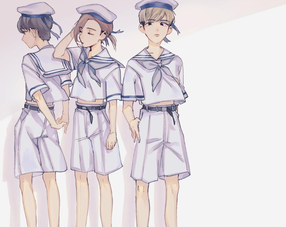 Sailor95 by schkn