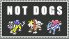Not Legendary Dogs by FiveSpice
