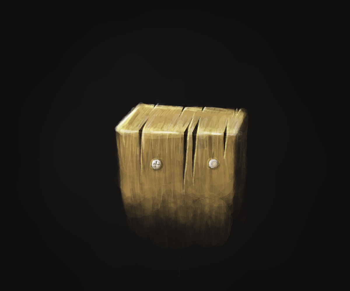 Wood study [#1] by lithium-sound