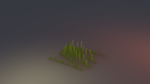 Low poly Grass